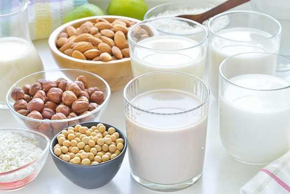 Tác dụng của sữa hạt đối với sức khỏe
