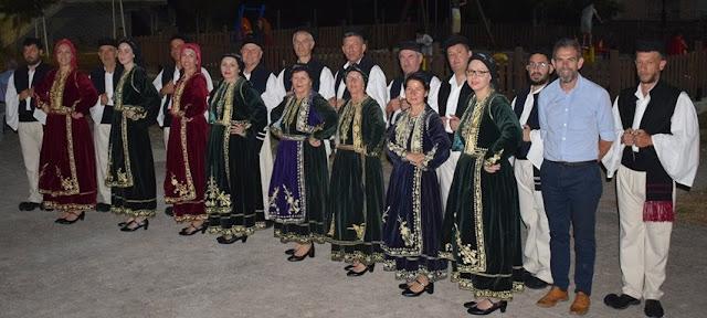 Άρτα: Το χορευτικό του Γραικοχωρίου ταξίδεψε στην Άρτα
