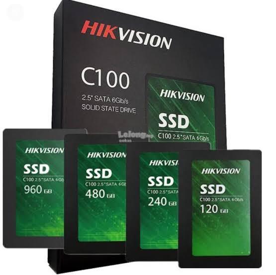HIKVISION SSD C100