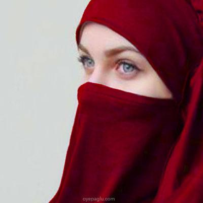 burkha muslim girl eyes