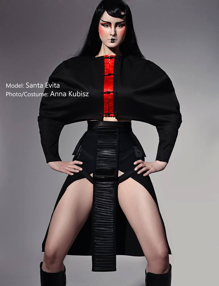 Anna fetish model