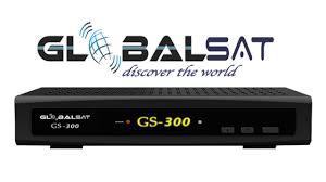 GLOBALSAT GS300 ATUALIZAÇÃO V 4.09 - 30/06/2017
