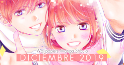 Wallpapers Manga Shoujo: Diciembre 2019