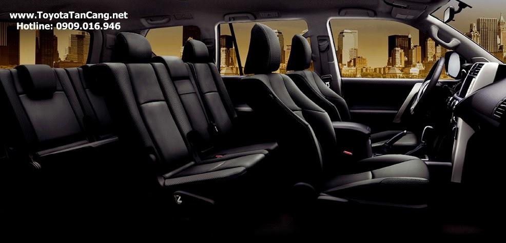 toyota land cruiser prado 2015 toyota tan cang 10 - Toyota Land Cruiser Prado 2015 giá bao nhiêu? Xe nhập khẩu từ Nhật Bản - Muaxegiatot.vn