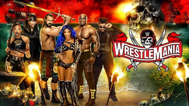 Оценки WWE WrestleMania 37 от Дэйва Мельтцера