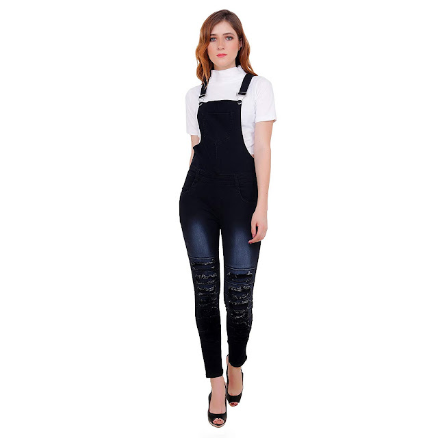 Maxi Dungaree for Women