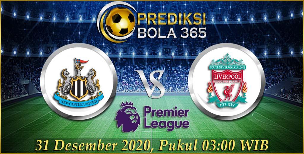 Prediksi Bola Newcastle Vs Liverpool Premier League 31 Desember 2020