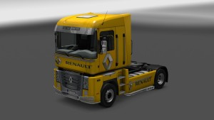 Combo Pack for Renault Magnum