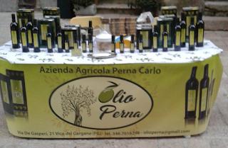 olio extravergin oliva gargano
