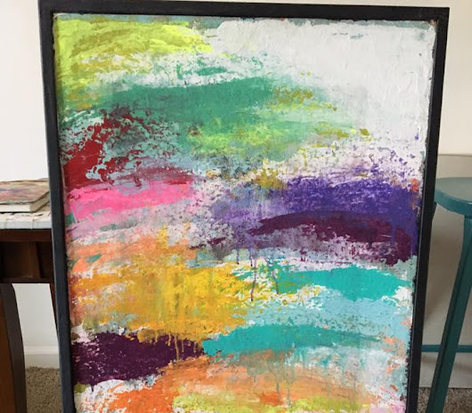 Marriage Equality Painting Up for Auction!!
