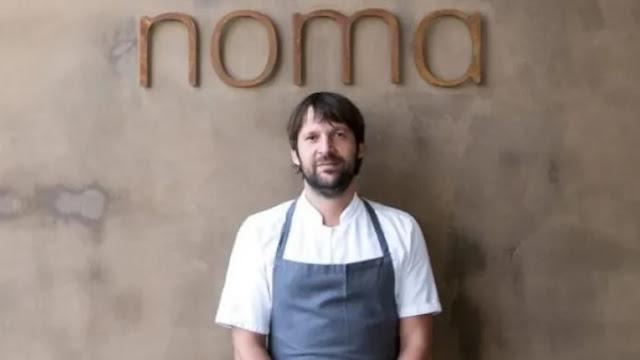 """Rene Rexhepi's Restaurant """"Noma"""" gets 3 Michelin stars"""