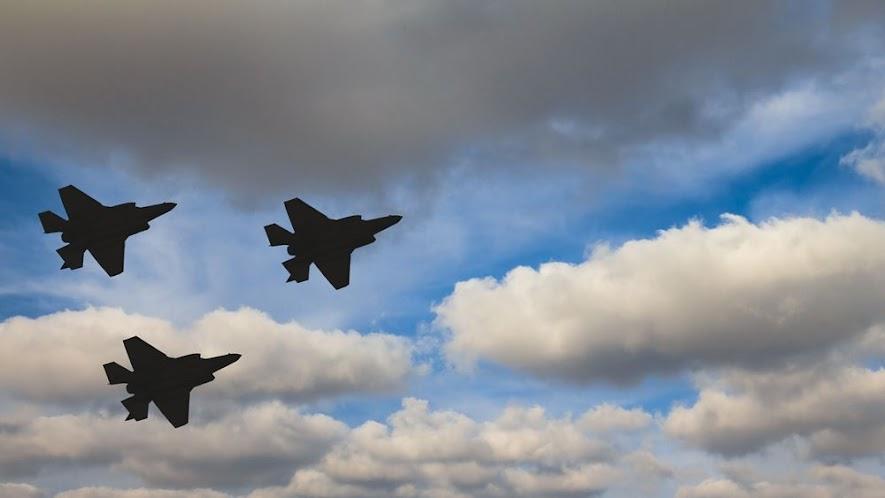 Η Τουρκία προσέλαβε εταιρεία λόμπι για το πρόγραμμα των F-35