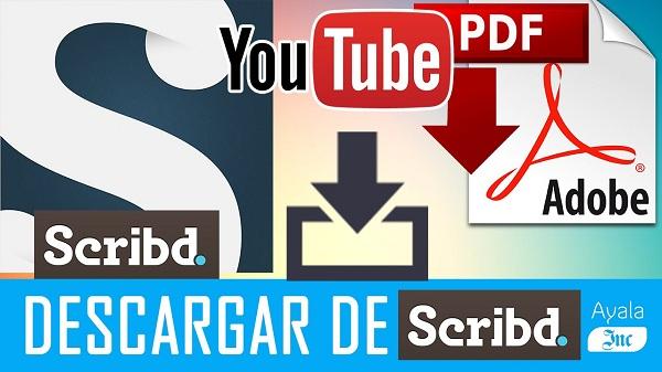 descargar pdf scribd gratis