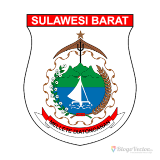Provinsi Sulawesi Barat Logo vector (.cdr)