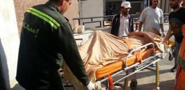 مصرع عجوز في حادث تصادم على طريق ميت غمر بالدقهلية