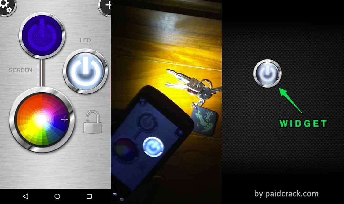 FlashLight HD LED Pro Mod Apk 2.06.0 [Paid]