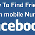 Facebook by Phone Number