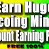 Earn from Bitcoin Mining without investment ! Earning Proof - SIDDHARTH kanojia