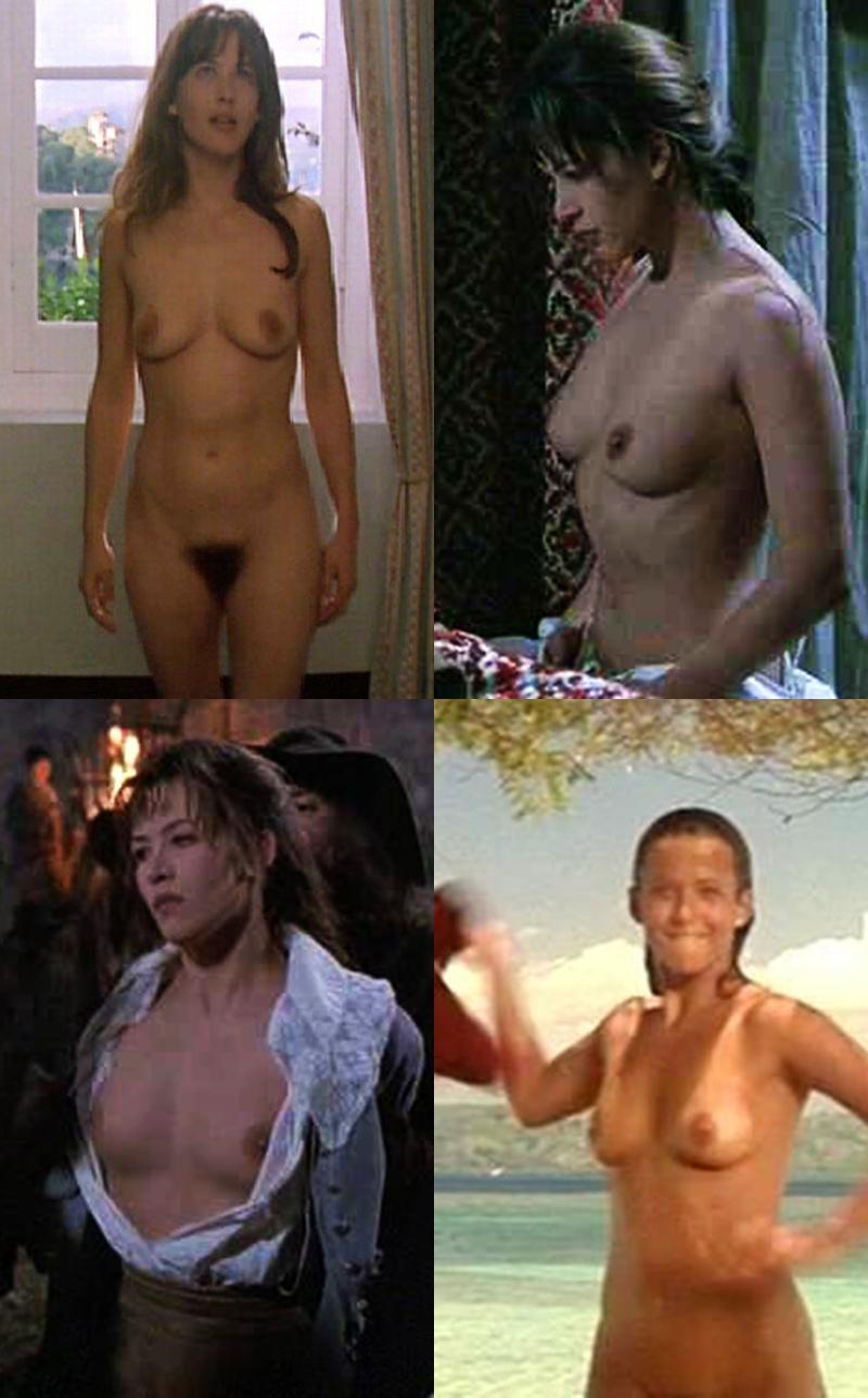 Софи марсо снимается в кино обнаженной, видео с хорошенькими американочками