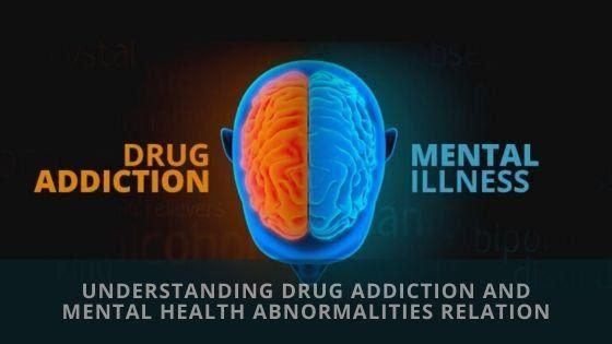 Comprender la relación entre las adicciones a las drogas y las anomalías en la salud mental 2