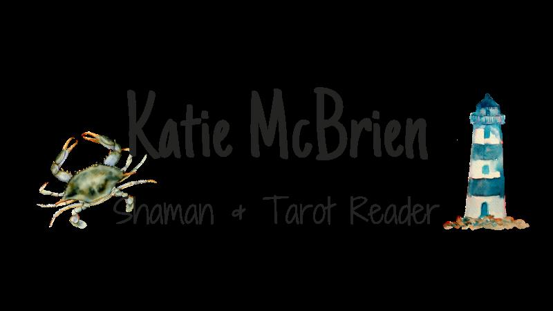 Katie McBrien - The Sea Priestess