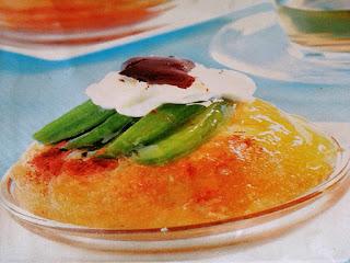 Gambar Resep Baba Cake Apel Rum