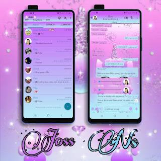 Unicornio Theme For YOWhatsApp & NS WhatsApp By Joss