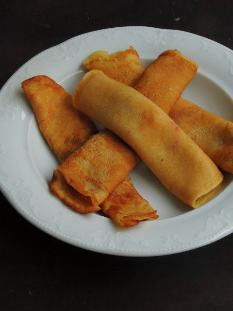 Nalesniki, Polish Crepes