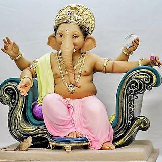 Vishal Shinde Bal Ganesh Murti Murtikar HD Images - 1