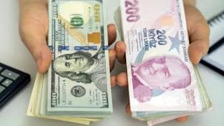 سعر صرف الليرة التركية مقابل العملات الرئيسية الثلاثاء 10/11/2020