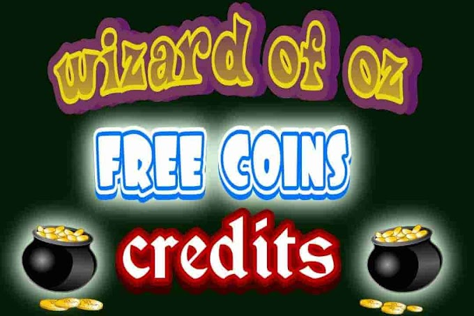 Wizard of Oz Free Coins and Daily Massive Credits Rewards