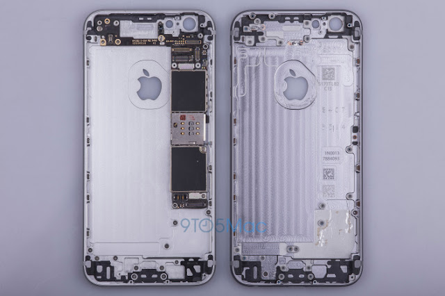 iPhone 7/iPhone 6S back