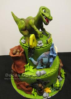dinossauros bragança doces