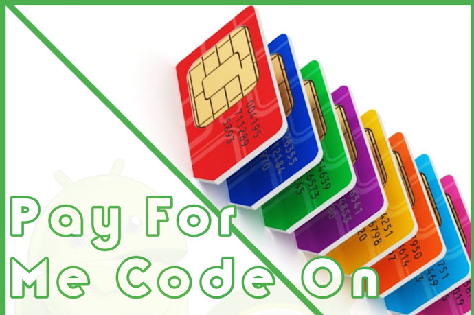 Pay For Me Code For MTN, Airtel, Glo & 9mobile 2021