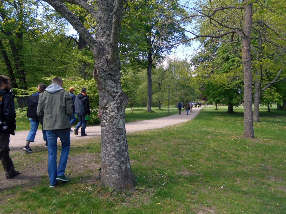 Brunnsparken a Ronneby