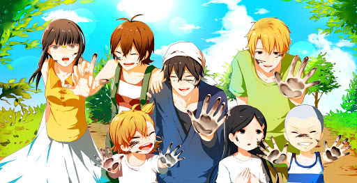 Barakamon BD (Episode 01 – 12) Subtitle Indonesia