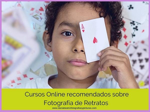 cursos de fotografía de retratos