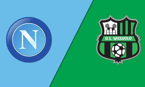 Napoli vs Sassuolo Preview, Betting Tips and Odds.