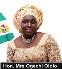 GOV. OKOROCHA SWEARS IN SISTER AS THE COMMISSIONER FOR HAPPINESS