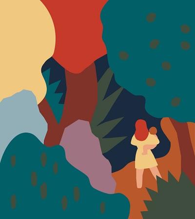 ilustraciones por Anna Kövecses | creative line drawings, cool stuff, pictures | imagenes bellas chidas modernas, dibujos bonitos hermosos