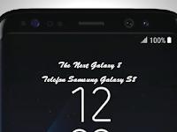 Telefon Pintar Samsung Galaxy S8 2017