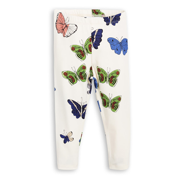 Mini Rodini Butterfly Leggings