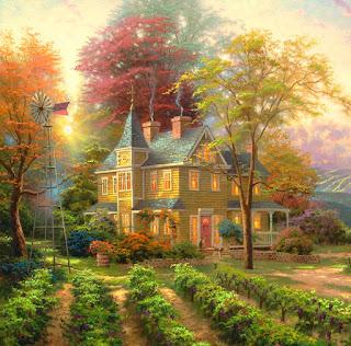 cottage primavera La scorribanda legale