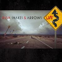 [2008] - Snakes & Arrows Live (2CDs)