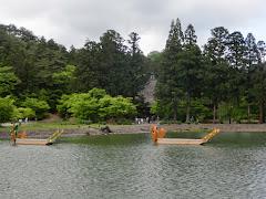平泉毛越寺