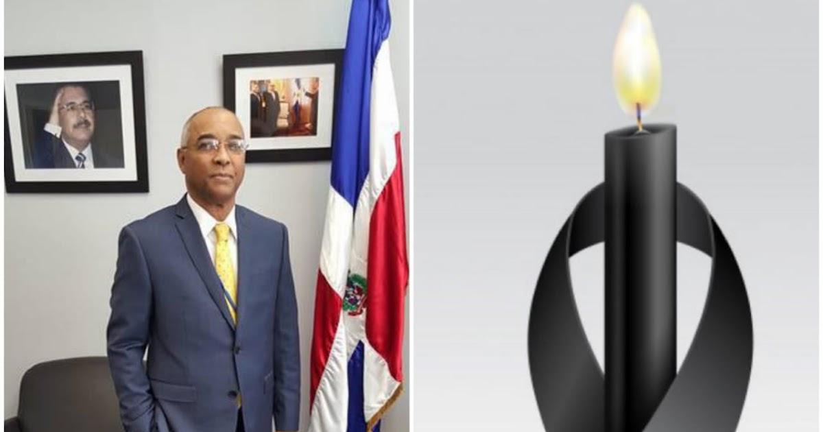 LUCTUOSA: Muere de infarto el cónsul general en Haití: Licdo. Clodomiro Perez (Clodo)