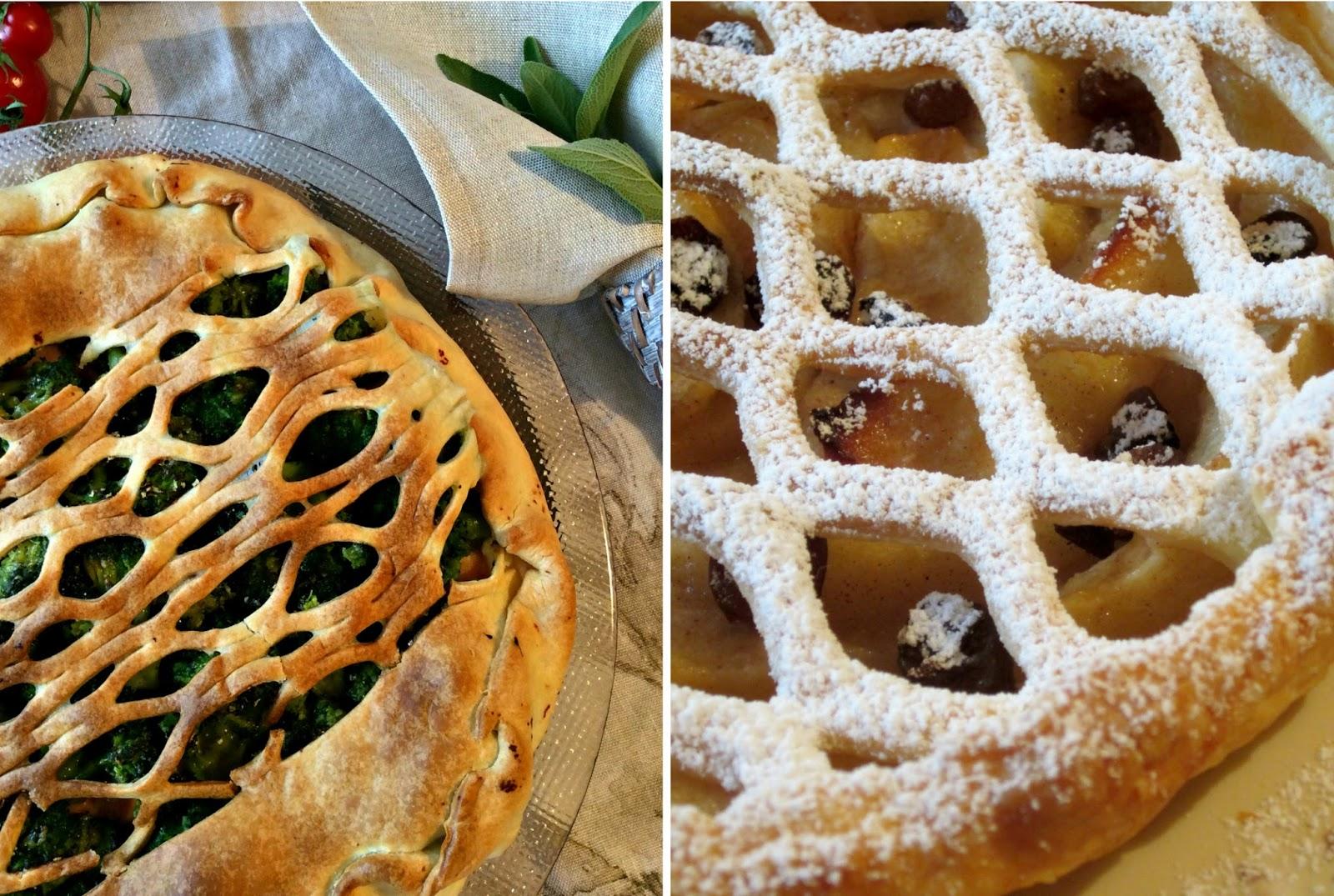 Rullo per decorare a rete la pasta sfoglia per torte dolci - Torte salate decorate ...