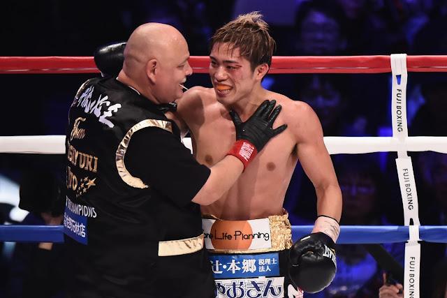 Masayuki Ito WBO Junior Lightweight Champion