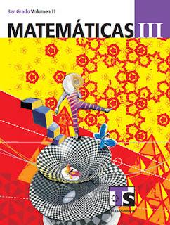 Libro de TelesecundariaMatemáticasIIITercer gradoVolumen IILibro para el Alumno2016-2017