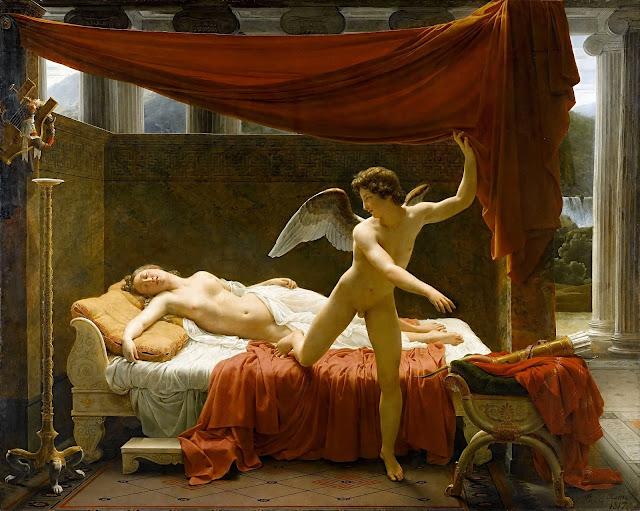 Francois Edouard Picot: Amore e Psiche